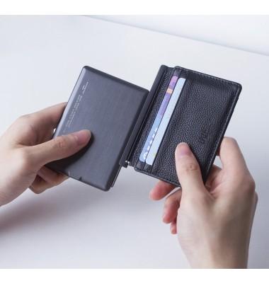 Porte-cartes avec batterie intégrée - INÉ