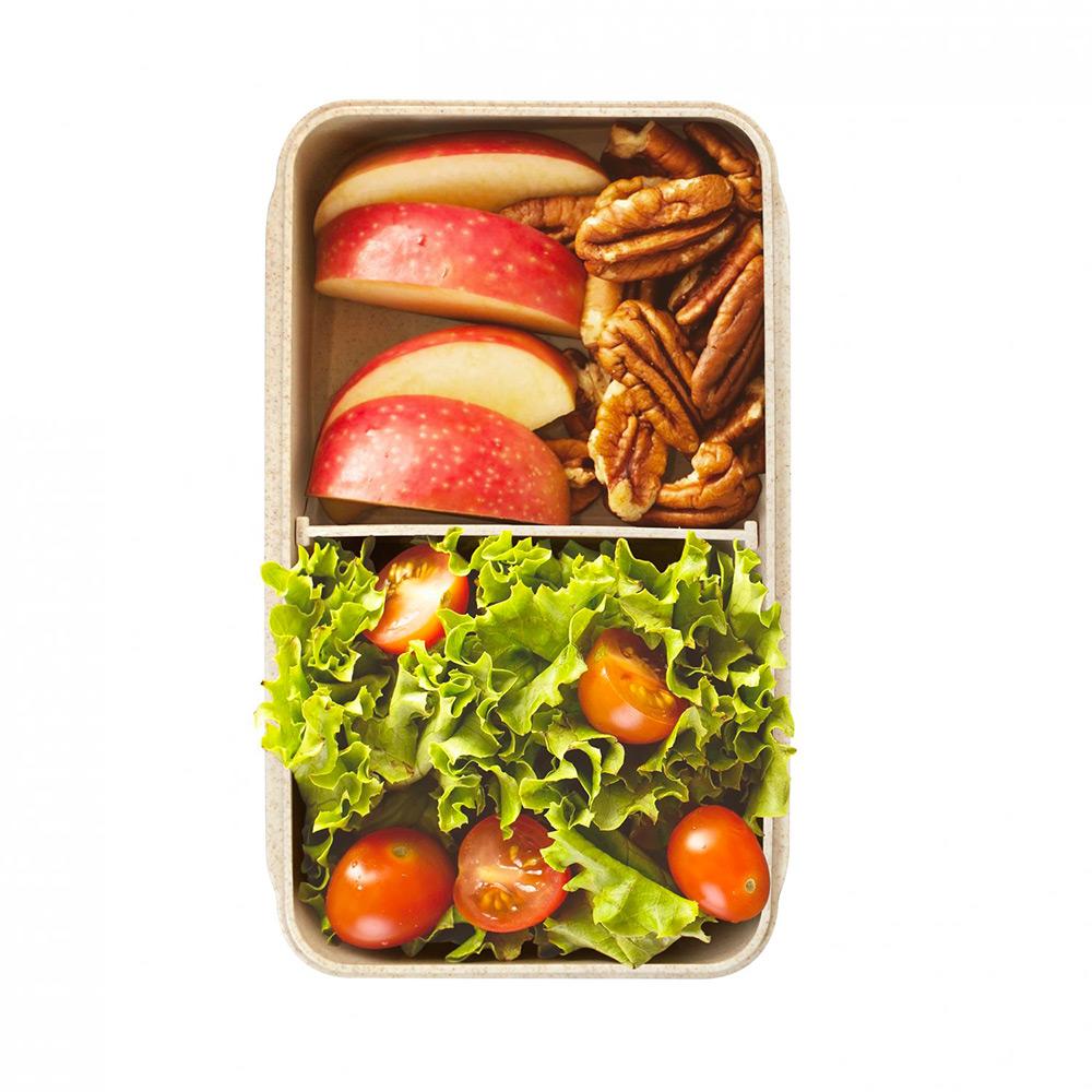 Lunch Box en fibre de blé